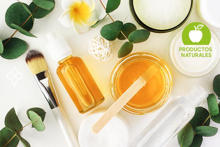 Tendencia en productos naturales para maquillarte