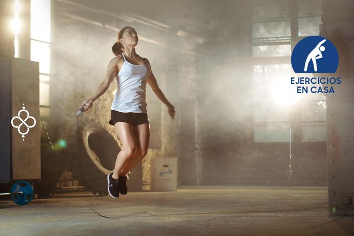 3 ejercicios potentes para quemar calorías