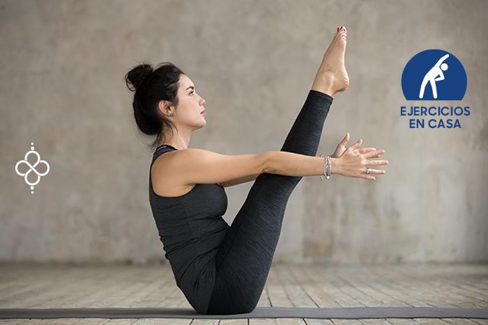 Yoga para reducir el abdomen