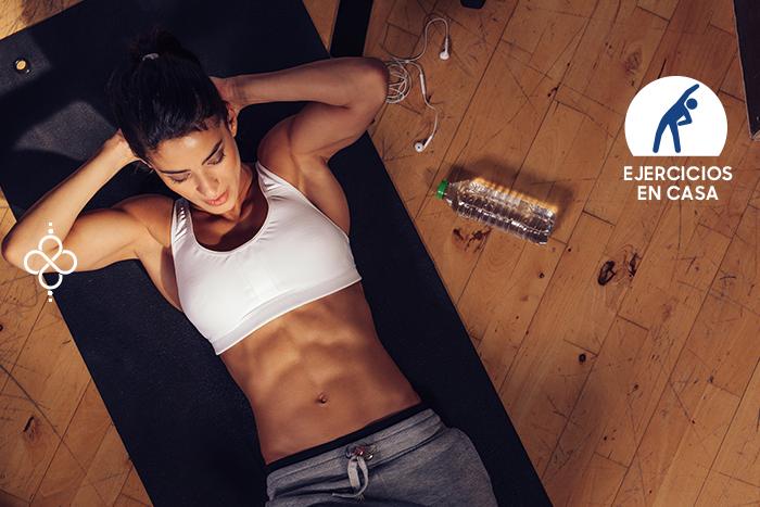 3 ejercicios para tus abdominales