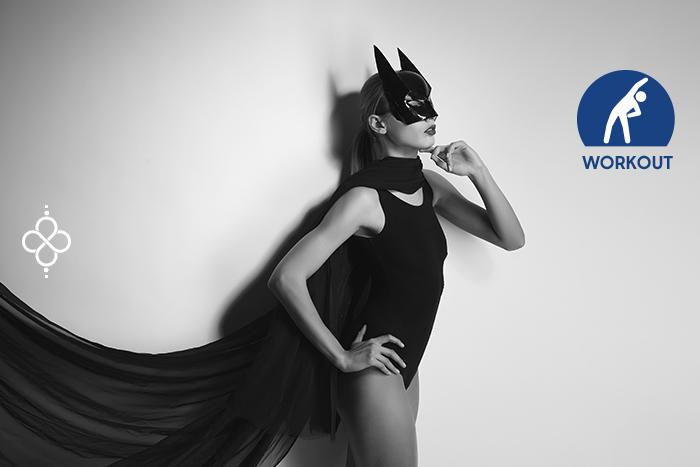 Ejercítate como Batman
