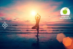 estilo de vida activo saludable