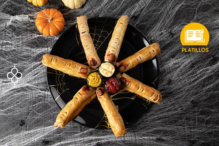 Halloween: Dedos de bruja
