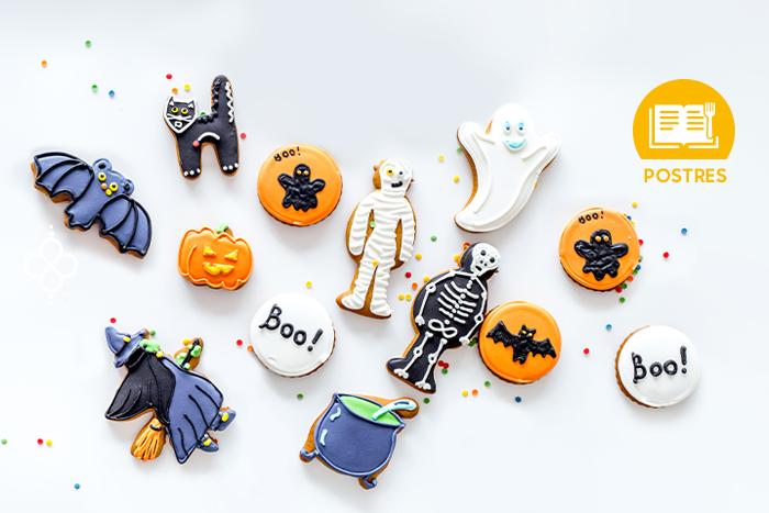 Halloween: Galletas para niños