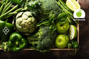 verduras verdes