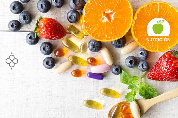 Conoce las vitaminas liposolubles