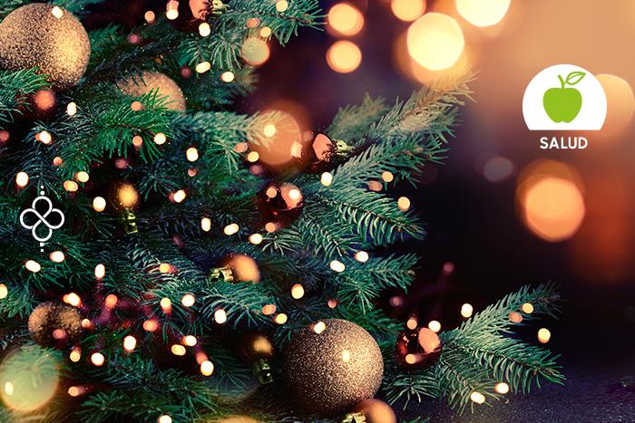 Cómo combatir la alergia a los arbolitos de Navidad