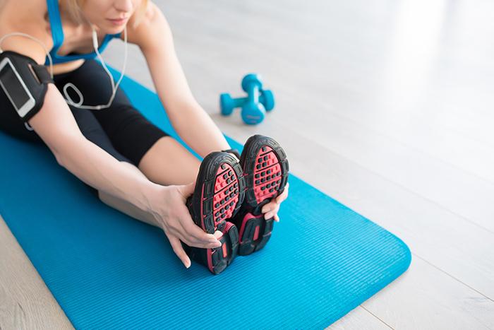Música para hacer ejercicio en el gimnasio