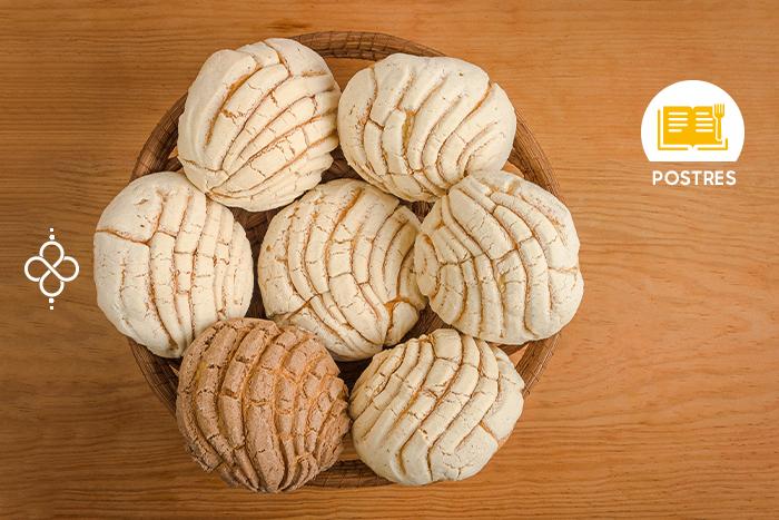 Conchas de pan