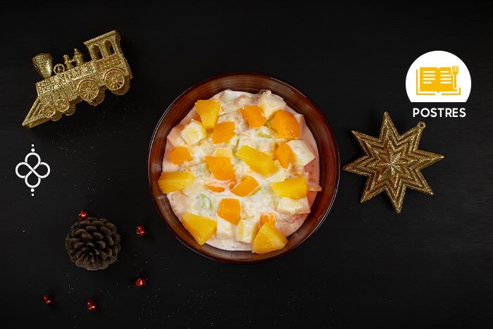 Especial de Navidad: Ensalada de manzana