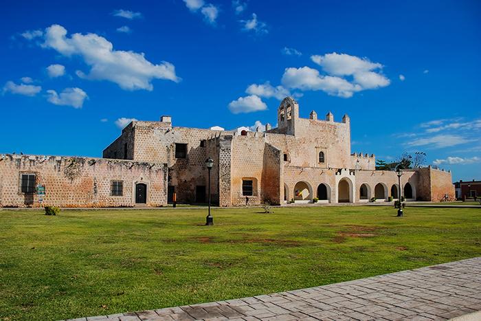 Pueblos mágicos de Yucatan