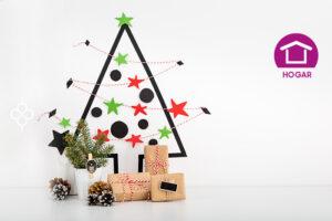 arbol de navidad de pared
