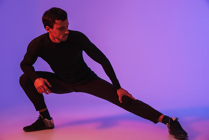 rutina de ejercicios para pierna