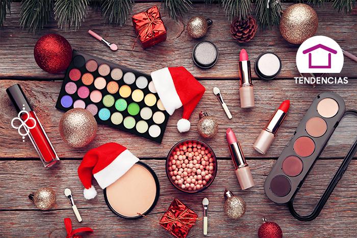 Tendencias de belleza para maquillaje en Navidad