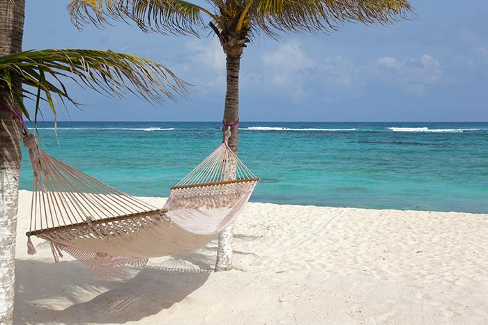 Playa Tortugas de Cancún