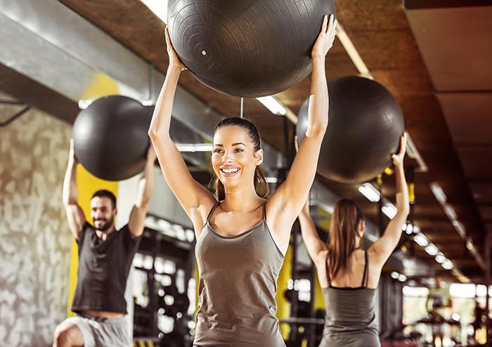pilates ejercicio