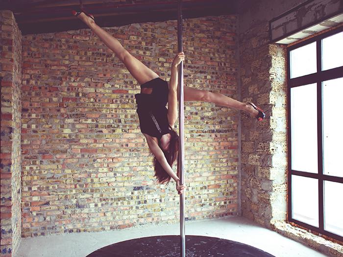 Qué es el pole dance