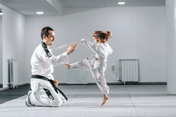 escuela de taekwondo