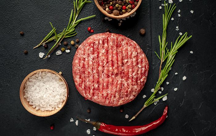 ingredientes para hamburguesas