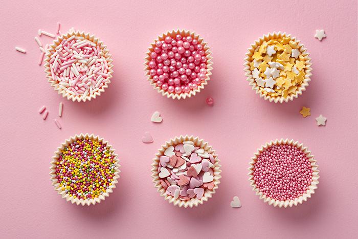pastel de cumpleaños decoración