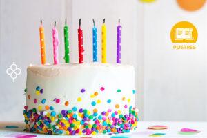 pastel de cumpleanos