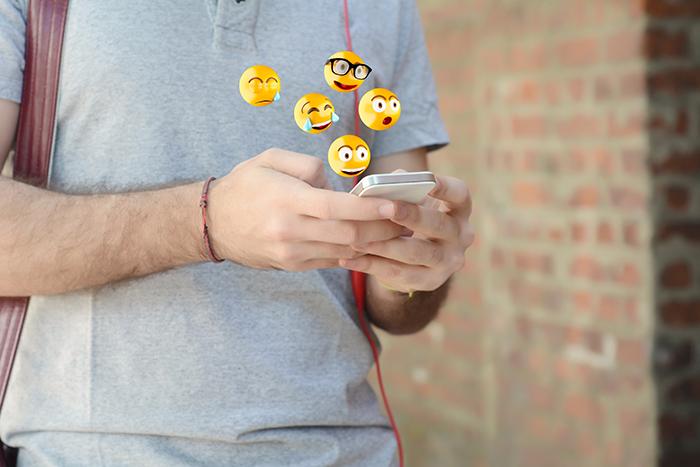 emojis de celular