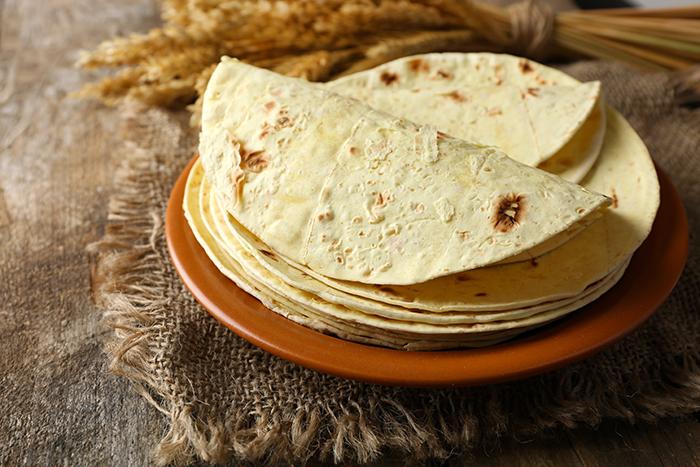 tacos de canasta ingredientes