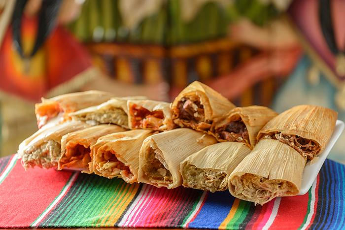 tamales ingredientes