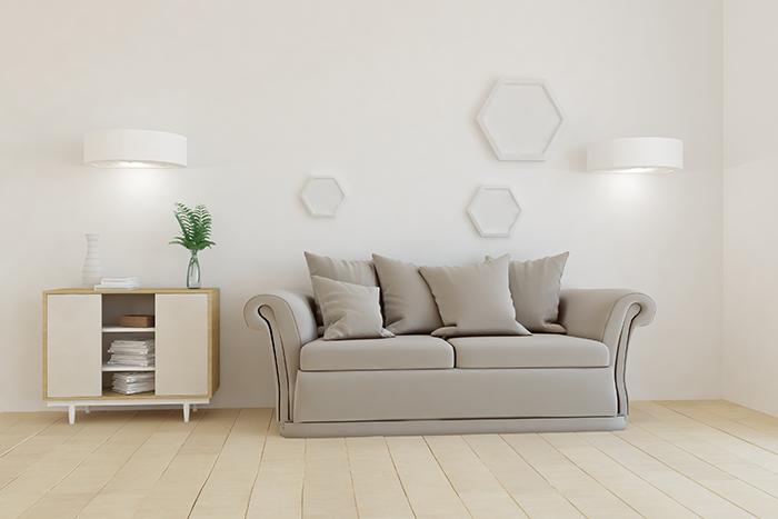 decorado minimalista