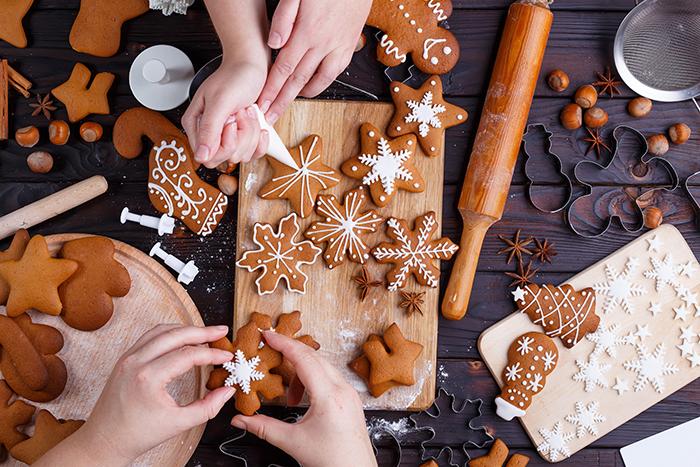 decoración de galletas