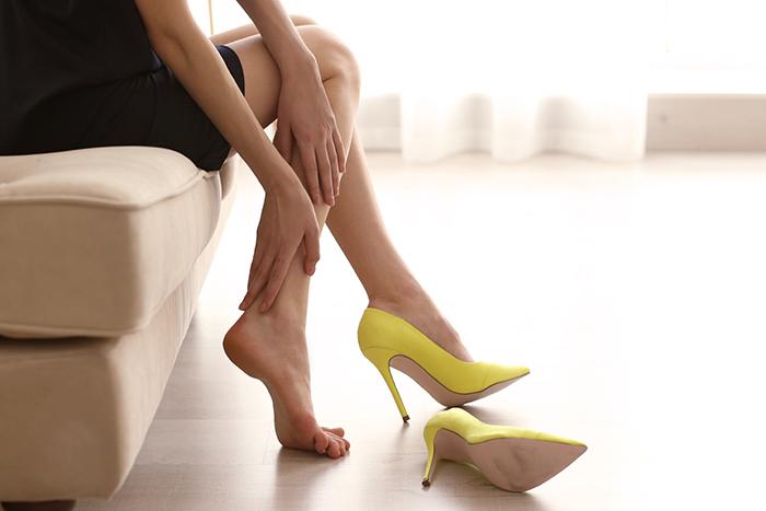 masaje para piernas