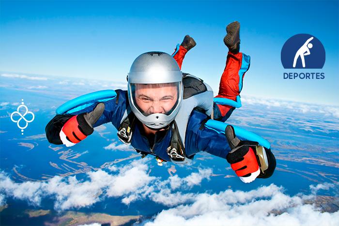 Vive al extremo con el paracaidismo