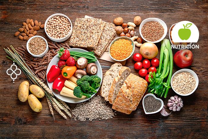 Alimentos con fibra soluble
