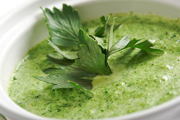 sopa de chicharo receta